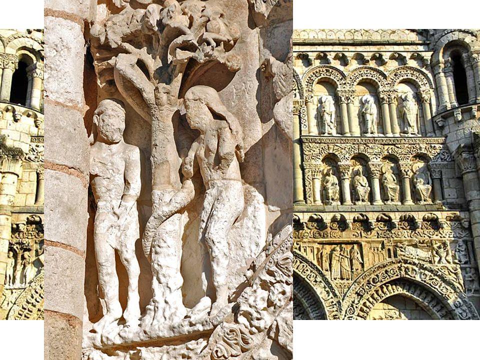 Notre Dame la Grande - Poitiers