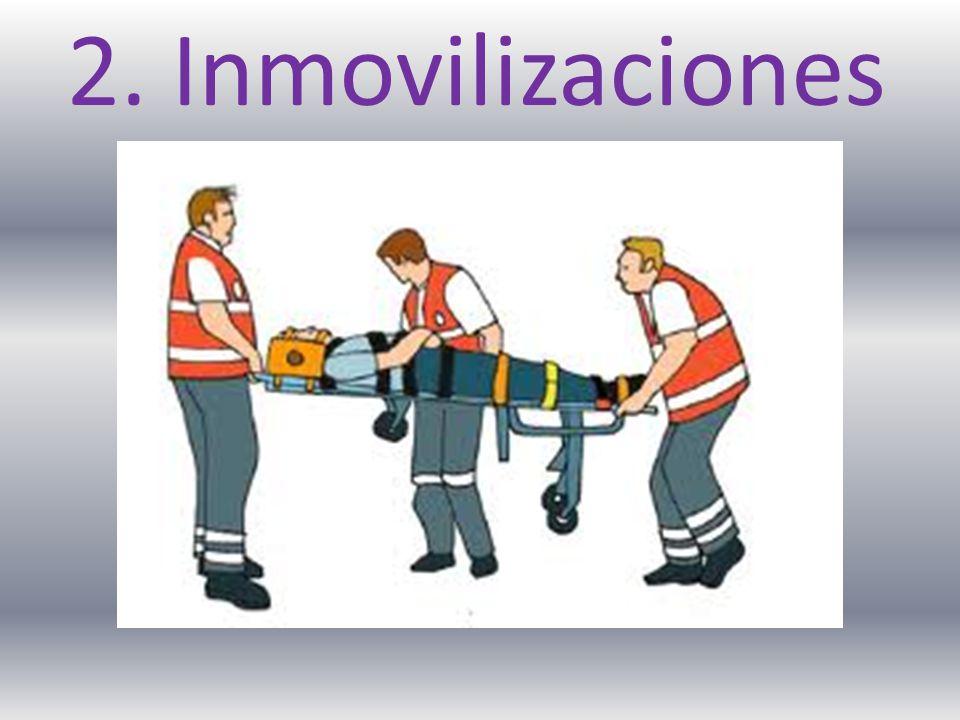 2. Inmovilizaciones