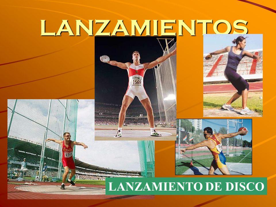LANZAMIENTOS LANZAMIENTO DE DISCO