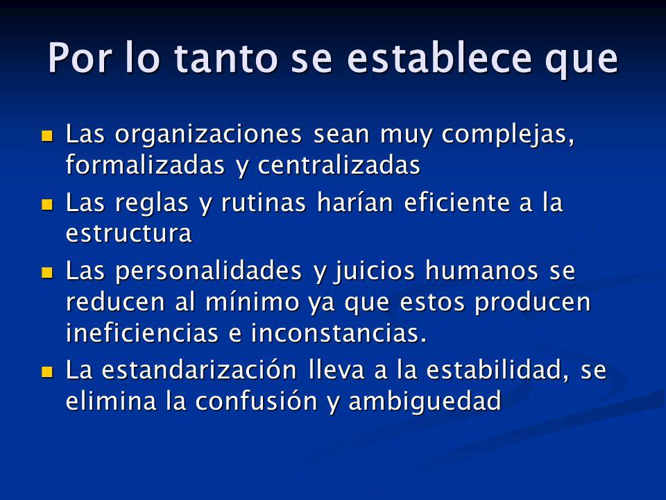 3.Información: es importante dentro de este nuevo concepto de organización.