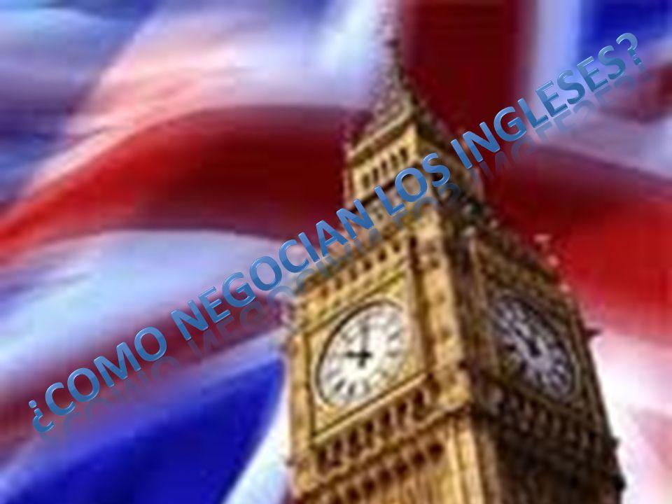PROTOCOLO INGLES A LA HORA DE NEGOCIAR Los ingleses están continuamente pidiendo disculpas, incluso por pequeñas inconveniencias.