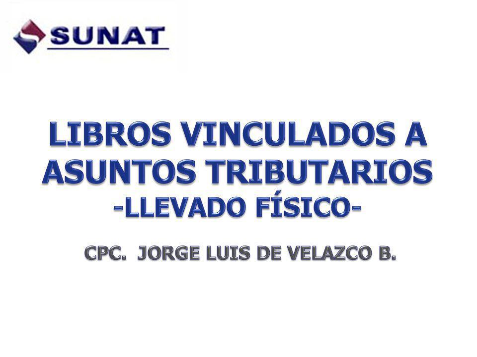 LIBRO CAJA Y BANCOS Base Legal D.S.
