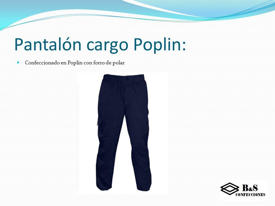 Pantalones: