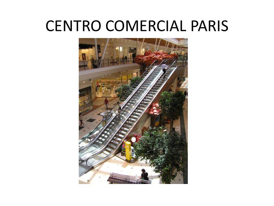 CENTRO COMERCIAL PARIS