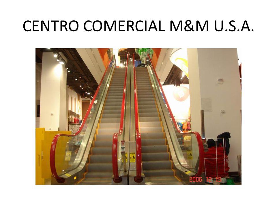 CENTRO COMERCIAL M&M U.S.A.