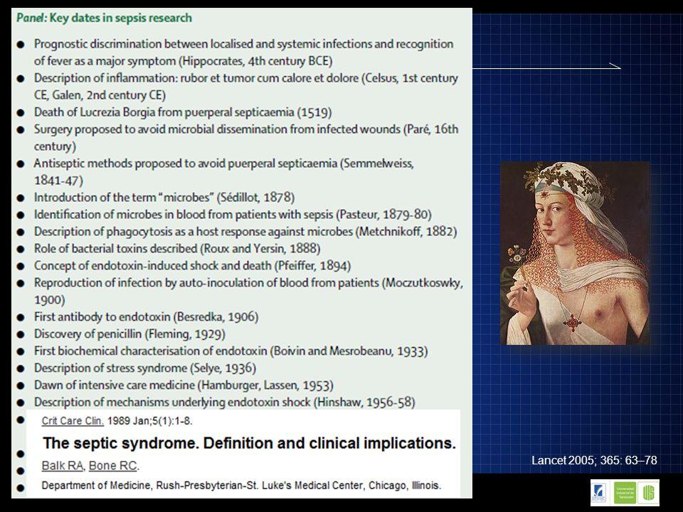 LOGO Sepsis Severa Sepsis Intensive Care Med (2003) 29:530–538