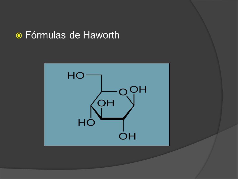 Fórmulas de Haworth