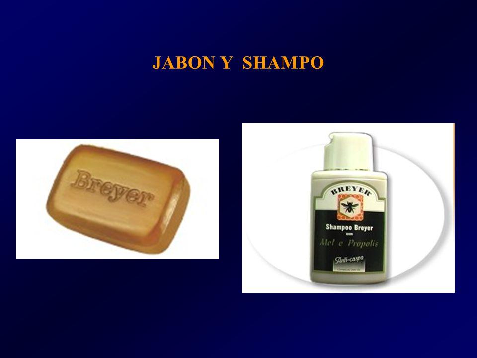 JABON Y SHAMPO