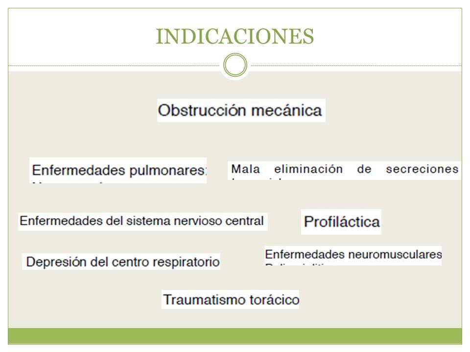 Pacientes adultos intubados en UCI: Remover el TET.