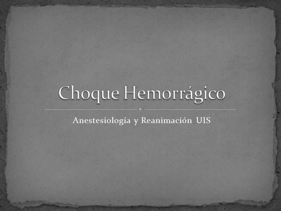 Anestesiología y Reanimación UIS