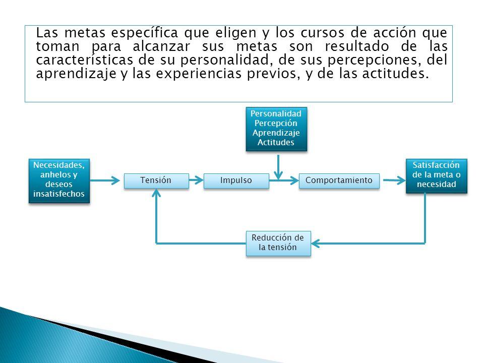 Tipos y sistemas de necesidades Jerarquía de las necesidades de Maslow