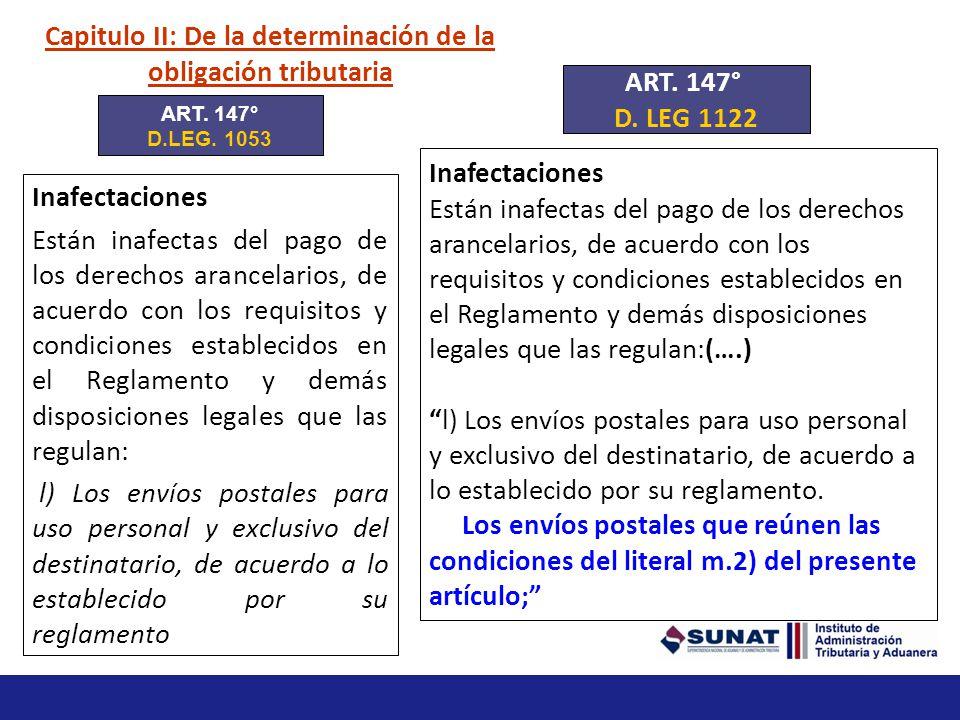 Capitulo II: De la determinación de la obligación tributaria Resoluciones de determinación y de multa Las resoluciones de determinación y de multa que