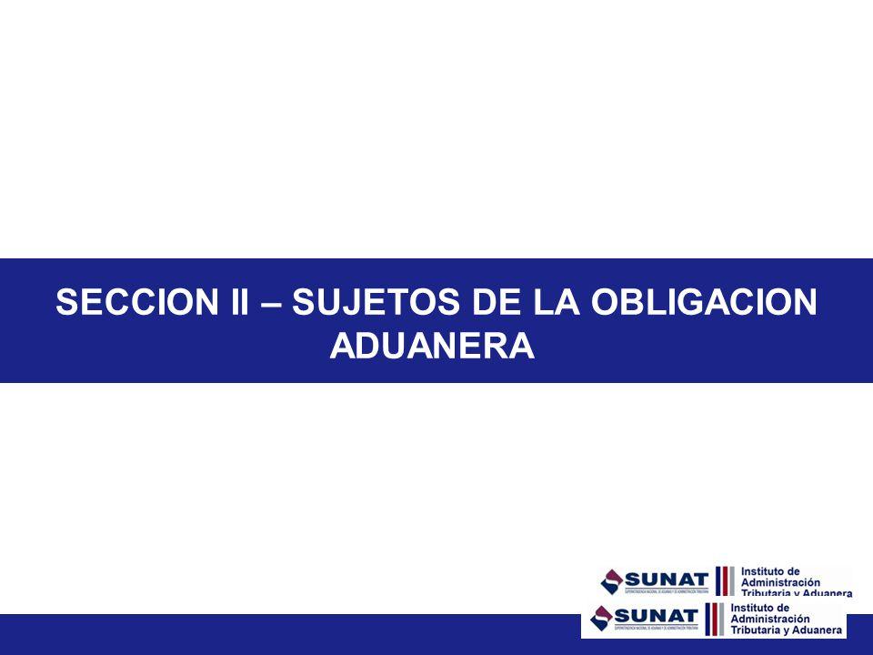 OPERADOR ECONOMICO AUTORIZADO Usuario aduanero certificado (*).- Operador de comercio exterior certificado por la SUNAT al haber cumplido con los crit