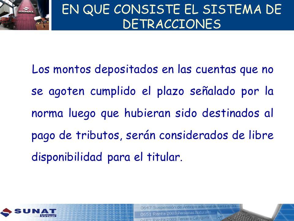 CRITERIOS Subsanación A la regularización total o parcial del depósito omitido.