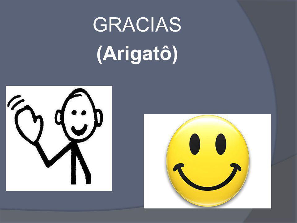GRACIAS (Arigatô)