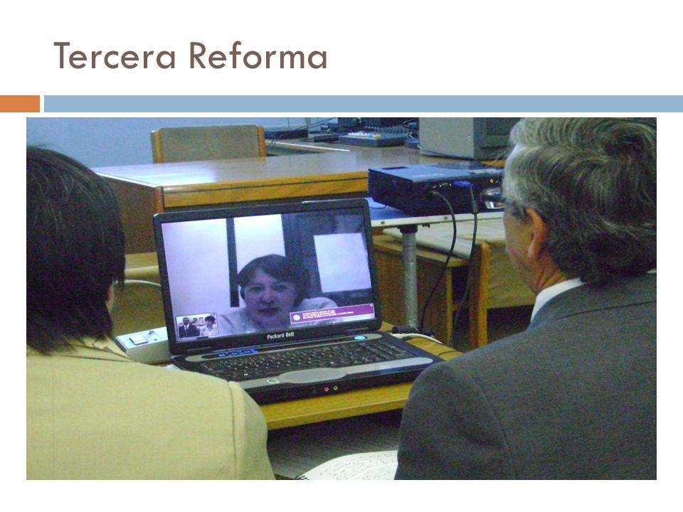 Tercera Reforma