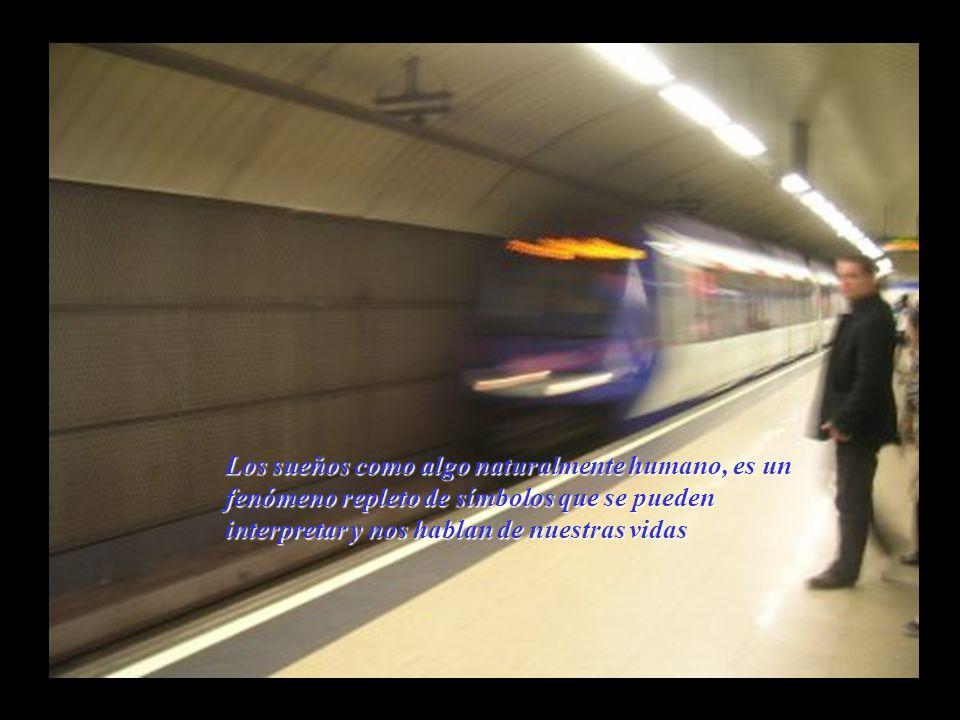 Los sueños son mensajes cifrados los cuales nos manifiestan un estado de ánimo de nuestro pasado, presente y posible futuro