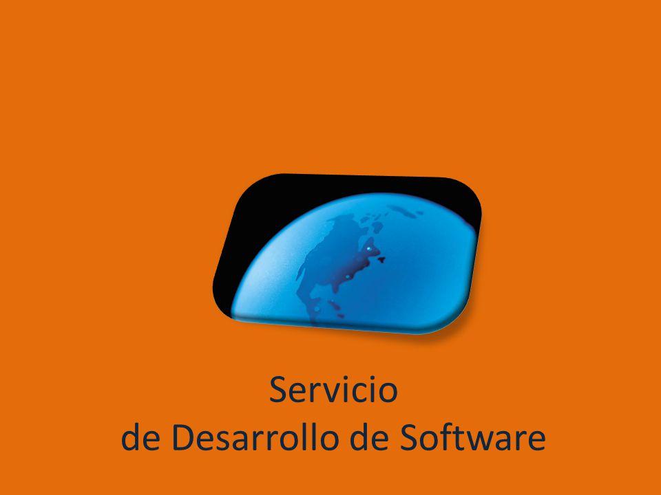 Servicio de Desarrollo de Software
