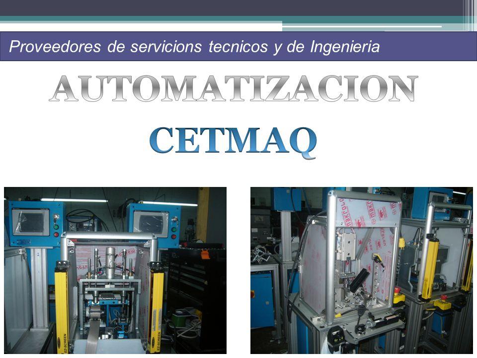 Proveedores de servicions tecnicos y de Ingenieria