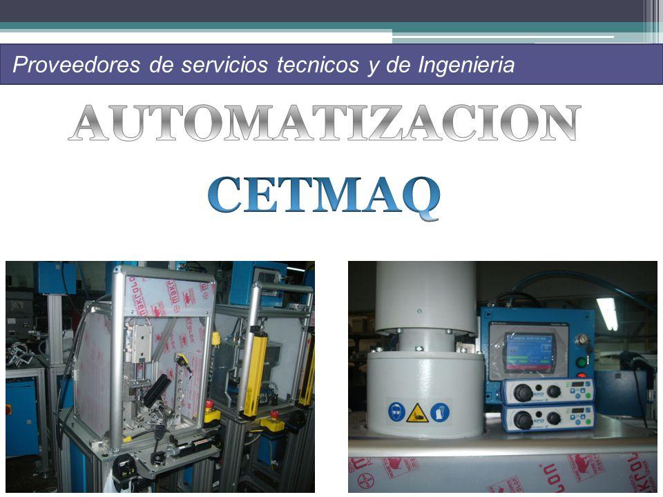 Proveedores de servicios tecnicos y de Ingenieria