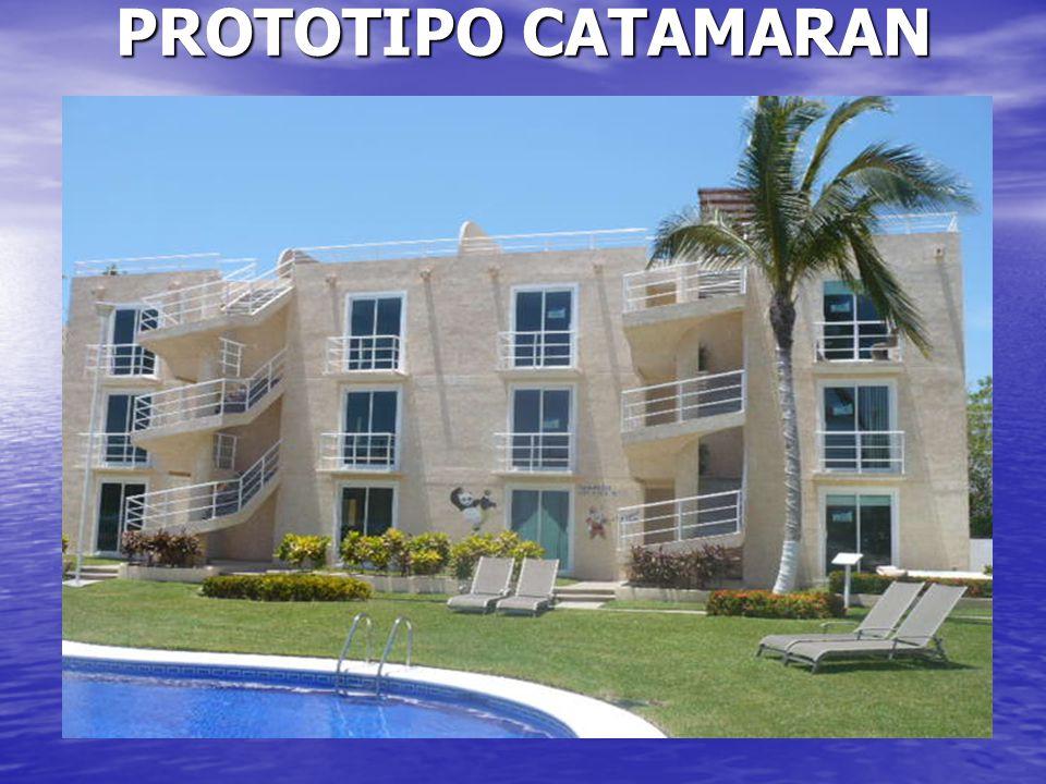 PROTOTIPO CATAMARAN