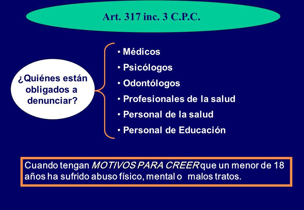 Art.317 inc. 3 C.P.C.