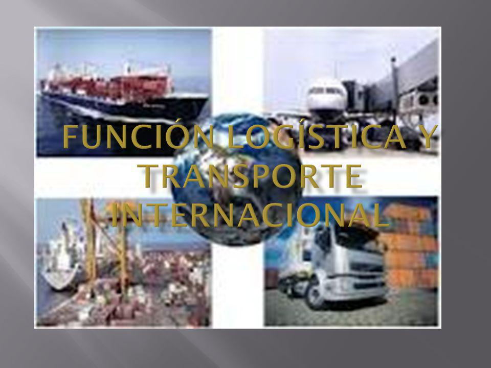 El comercio internacional, implica el traslado de mercaderías de un país a otro.