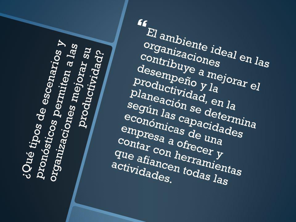 La gerencia incluye seis elementos 1.La Vision de la organización.