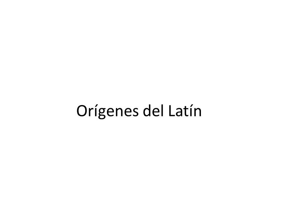 Latín ClásicoLatín Vulgar Distinción clara de desinencias Distinción entre vocales breves y largas Pronombres demostrativos variados con usos determinados por la semántica.