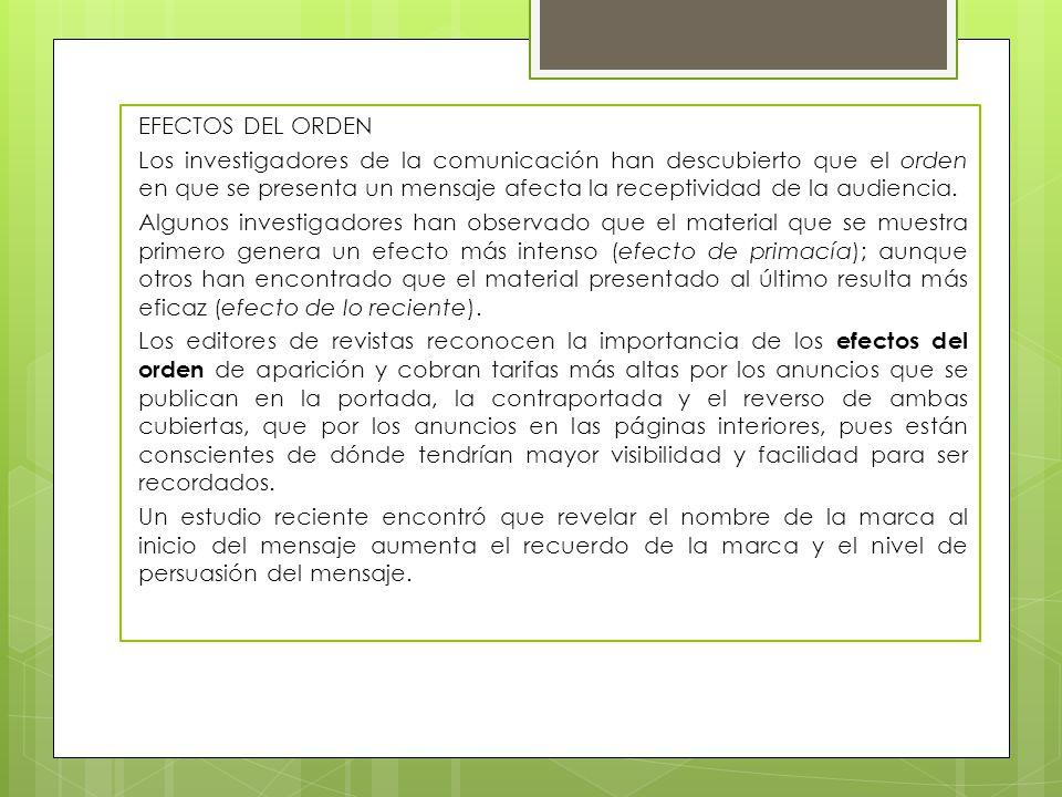 4.2 Exhortaciones publicitarias PUBLICIDAD COMPARATIVA