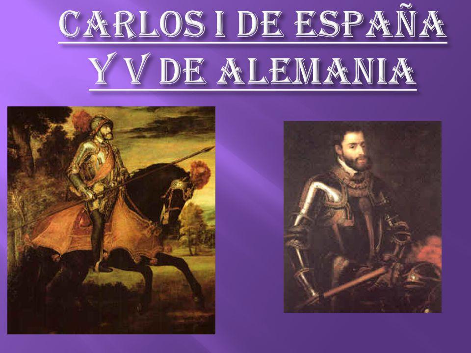 Nace el 24 de febrero de 1500.Era hijo de Felipe el Hermoso y de Juana de Castilla y nieto por línea materna de los Reyes Católicos.