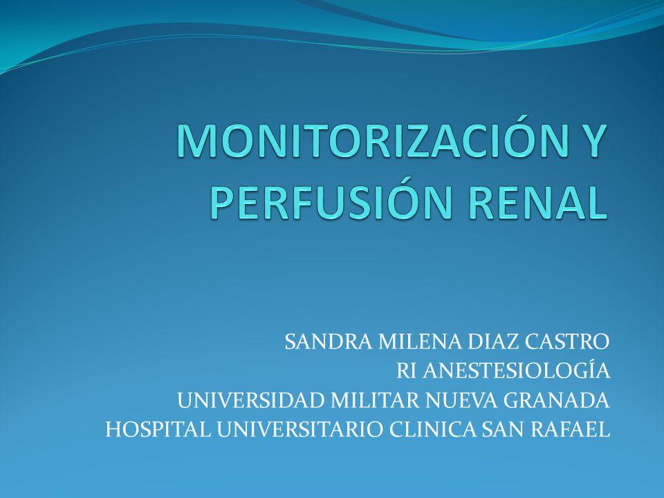 EL MONITOR PICCO Gasto Cardiaco: Evaluación contorno pulso arterial.
