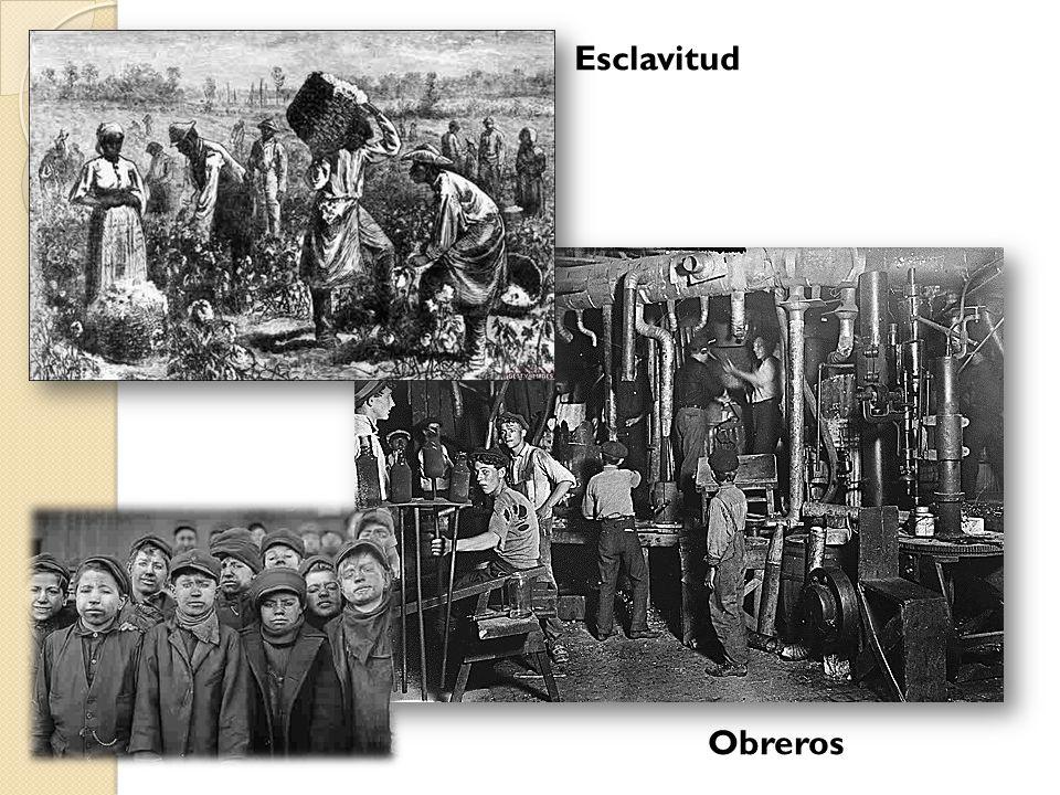 Esclavitud Obreros