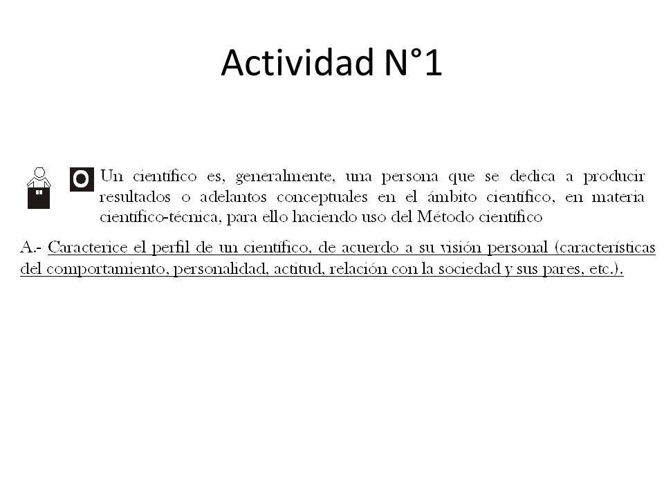 Actividad N°1