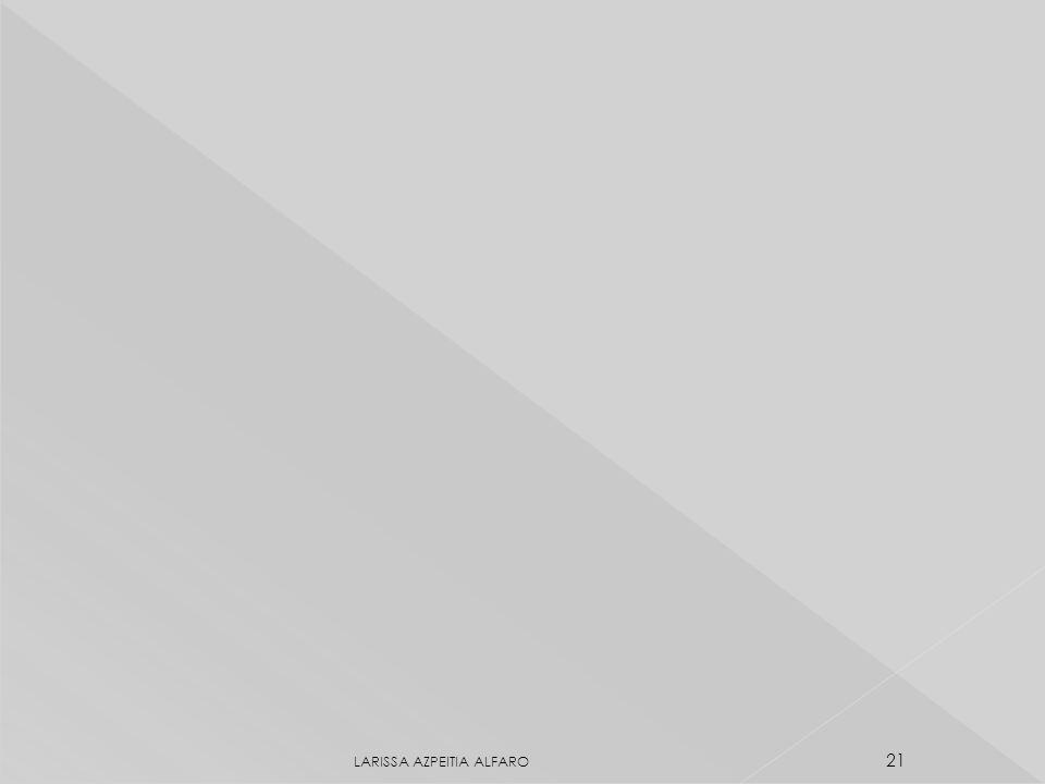 LARISSA AZPEITIA ALFARO 21