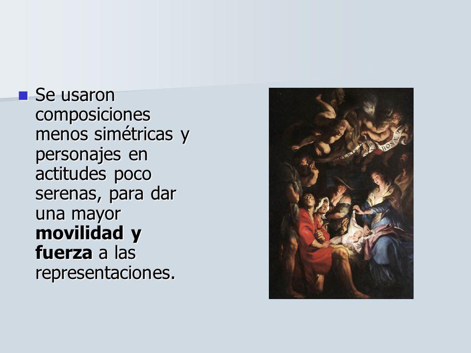 Características generales La pintura barroca se caracterizó por la diversidad de técnicas y estilos de las diferentes escuelas.