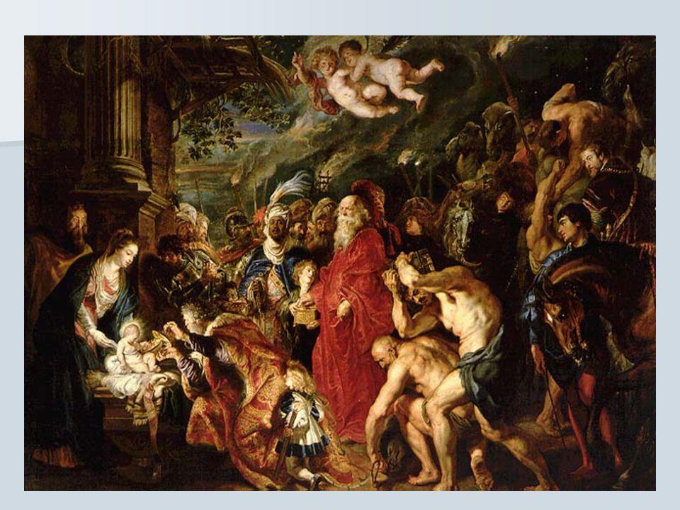 ESCUELA FLAMENCA: RUBENS El principal pintor de esta escuela fue Rubens cuadros se caracterizaron El principal pintor de esta escuela fue Rubens cuadr