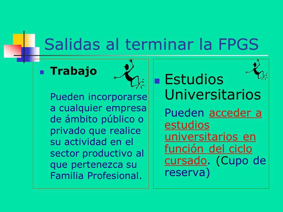 LOS ESTUDIOS UNIVERSITARIOS...