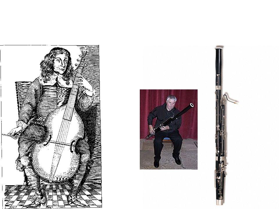 Clavicembalo Típico del Barroco Servía como instrumento principal o como acompañante Familia de la cuerda pinzada No puede hacer sonidos fuertes y débiles o subidas graduales de volumen como un piano Se pasó de moda en la época de Mozart (1756-1791) Fue eclipsado por la fuerza del piano
