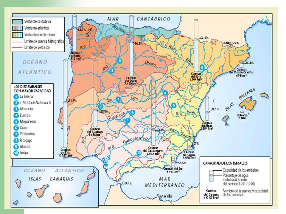 Geografía de España - Licenciatura de Geografía LAGUNA DE SARIÑENA (HUESCA) En Los Monegros Oscenses, entre las cuencas de los ríos Alcanadre y Flumen, aparece una amplia extensión de agua de origen endorréico.