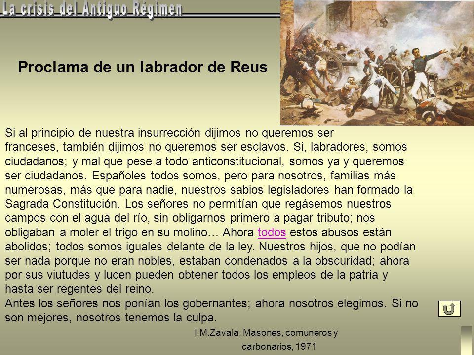 Las Cortes de Cádiz: una revolución liberal Oposición a napoleón Creación de Juntas locales, provinciales y Nacional Convocatoria a Cortes No estament