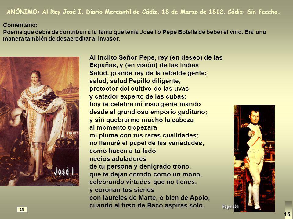 5.- El Reinado de Fernando VII (1814 - 1833) La independencia de las colonias americanas (1810 - 1824) 14