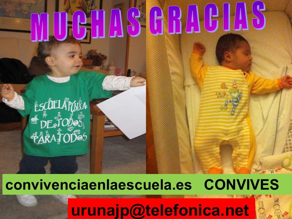URUNAJP convivenciaenlaescuela.es CONVIVES urunajp@telefonica.net