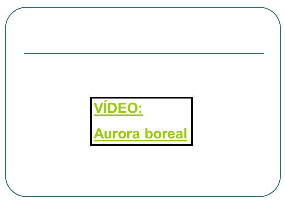 VÍDEO: Aurora boreal