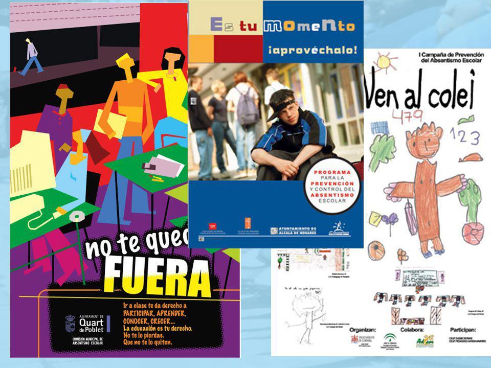 Programa Marco de Prevención y Control del Absentismo Escolar Territorial, común para todos los ayuntamientos y centros del Área Territorial Madrid-Norte.