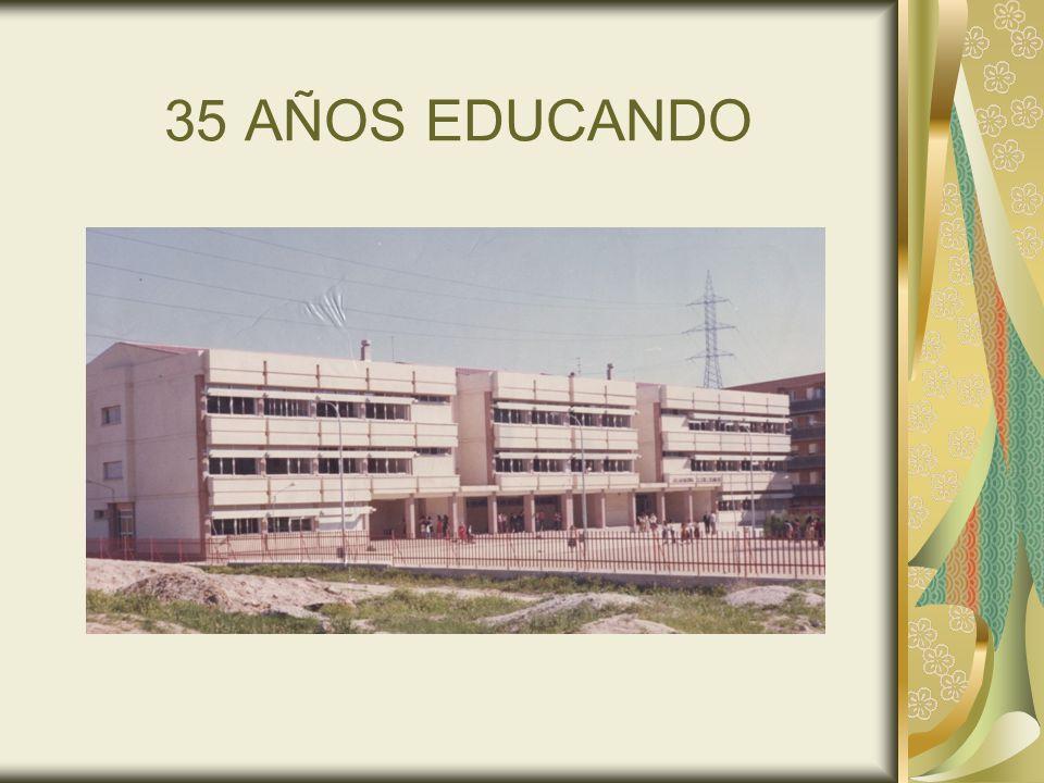 35 AÑOS EDUCANDO