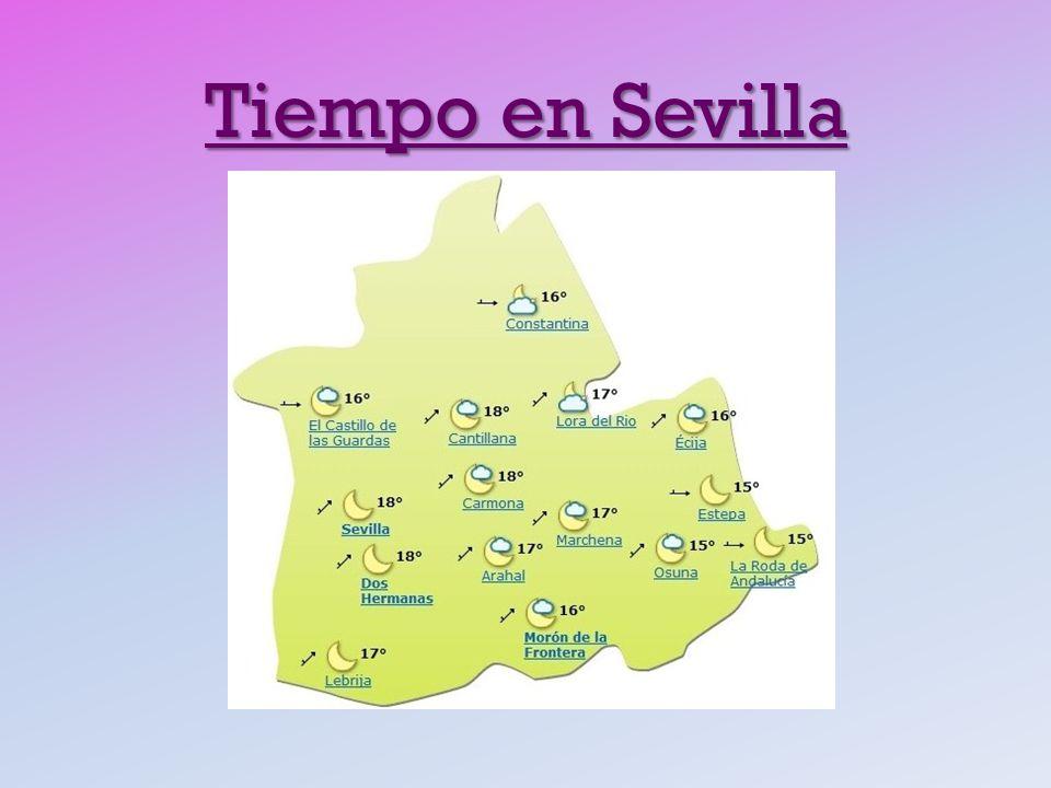 Tiempo en Sevilla