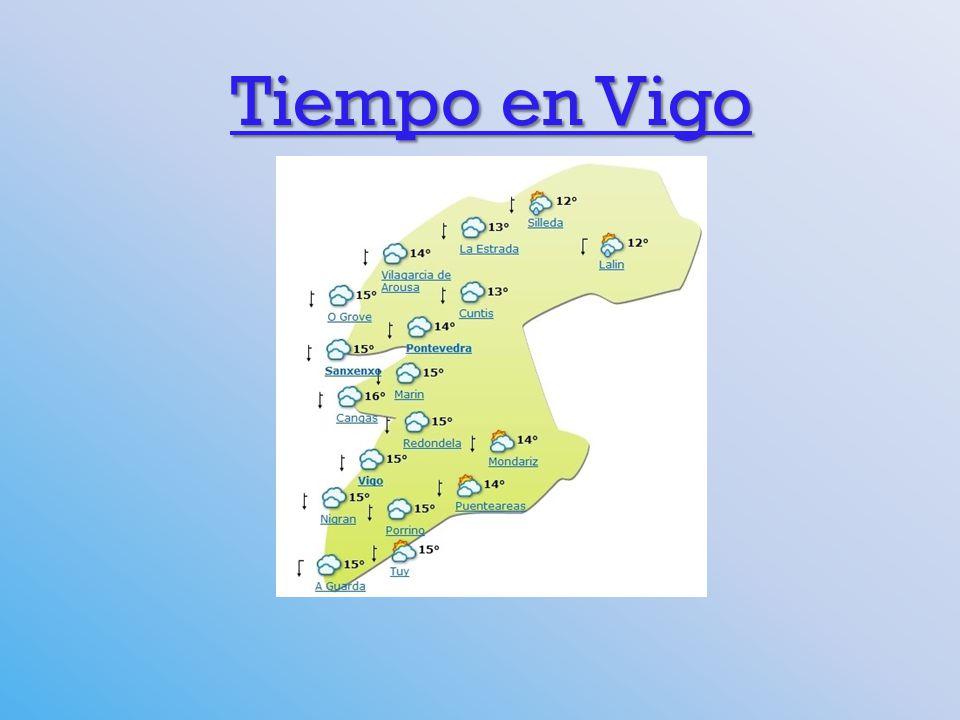 Tiempo en Vigo