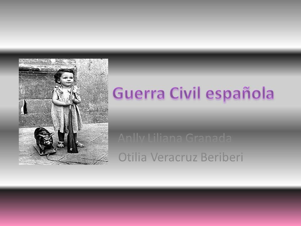 Anlly Liliana Granada Otilia Veracruz Beriberi