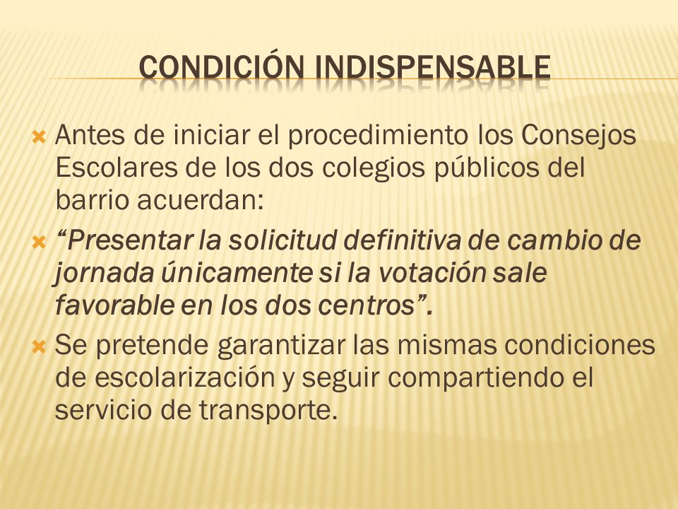 FECHAACTUACIÓNOBSERVACIONES 13/3/2013REUNIÓN C.E.-Propuesta de cambio de jornada.